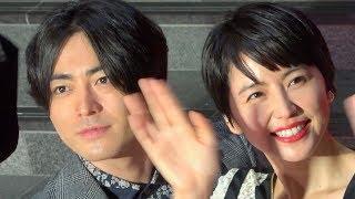 長澤まさみ、福田組はゆるそうに見えて意外と身が引き締まる!? /『50回目のファーストキス』レッドカーペット thumbnail