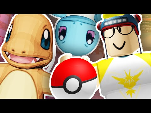 Thumbnail: POKEMON GO IN ROBLOX!!! | Roblox