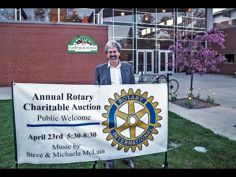 Highlight video from Rotary Club Auction at Fairfield Arts & Convention Center