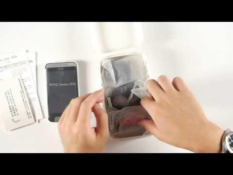 [EN] HTC Desire 200 Unboxing