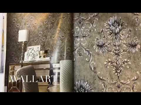 Jaipur wallpaper catalog by D Allure Furnishing.