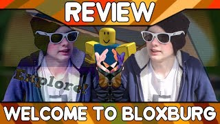 Welcome To Bloxburg [ROBLOX Game Review]