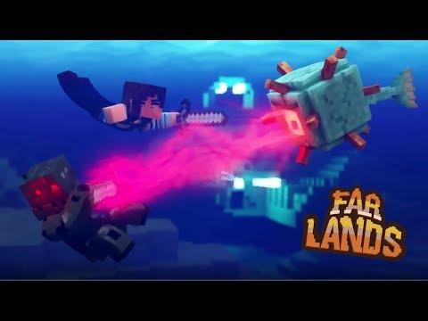 Sea Temple Disaster! - Far Lands (Ep.8)