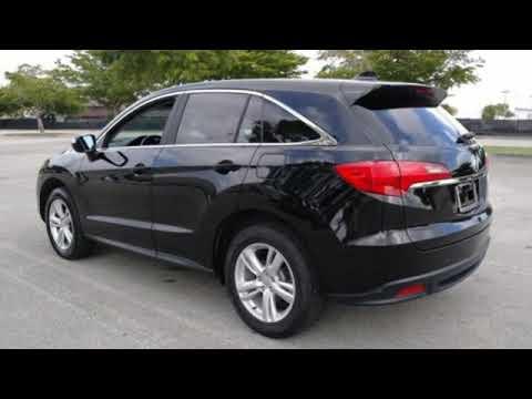 Used 2013 Acura RDX Miami FL Ft-Lauderdale, FL #72915A