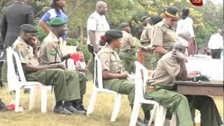 Kenya Prisons Service recruits sportsmen