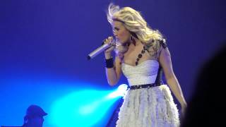 Two Black Cadillacs - Carrie Underwood - Hamilton, Ontario - March 28, 2013 - The Blown Away Tour