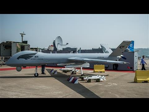 China Takes Advantage of U.S. Limits on Drone Sales