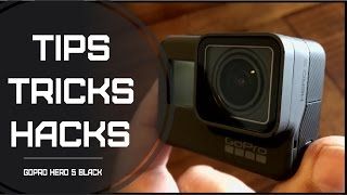 Five GoPro Hero 5 Tips and Tricks