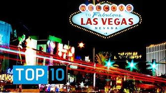 Top 10 Casinos in Las Vegas