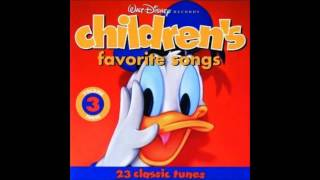 Alphabet Song - Disney records