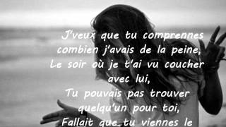 Vitaa - Ma soeur - Paroles