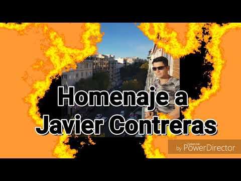 Homenaje a Javier Contreras