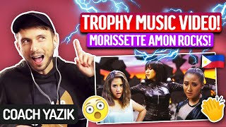 Download YAZIK reacts to TROPHY - Morissette Amon (Official Music Video)