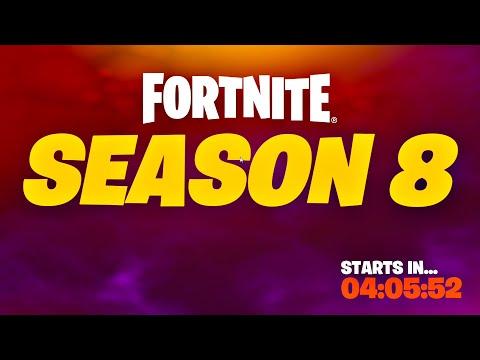 *NEW* FORTNITE SEASON 8 GAMEPLAY! (Fortnite Season 8 Full Battle Pass)