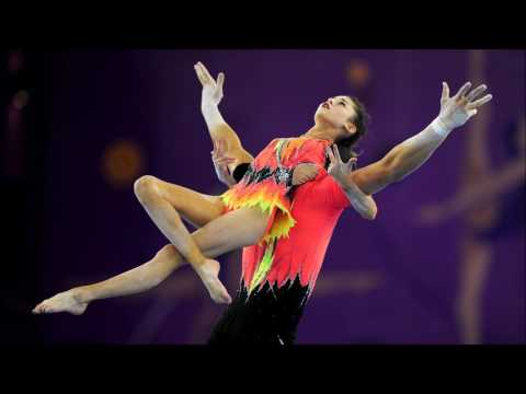 Acrobatic Gymnastic Music  Lanier