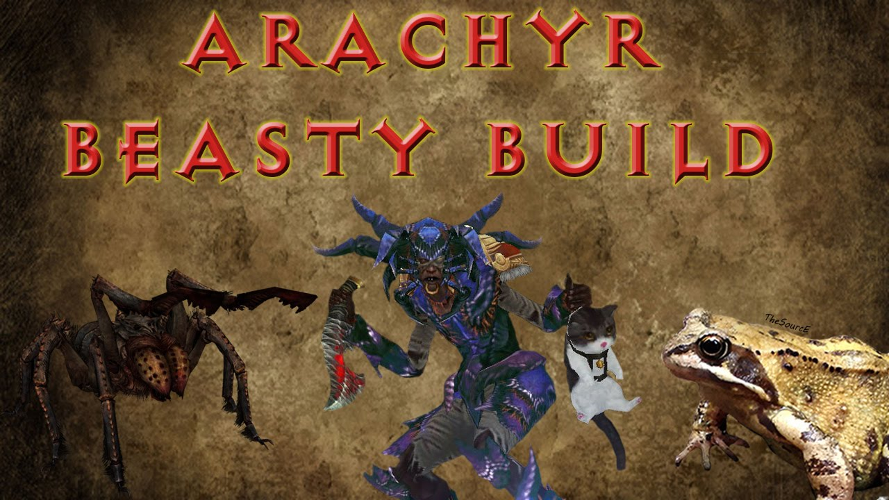 Diablo  Arachyr Build