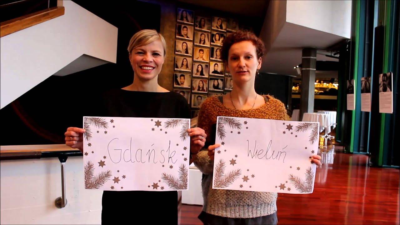 Frohe weihnachten auf polnisch aussprache
