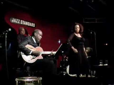 Paula West Live at the Jazz Standard-Nature Boy