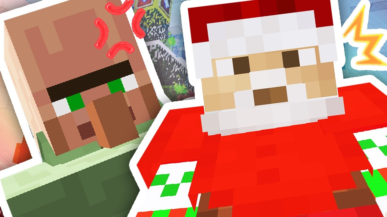 TRAYAURUS' MINECRAFT CHRISTMAS COUNTDOWN #2!! - YouTube