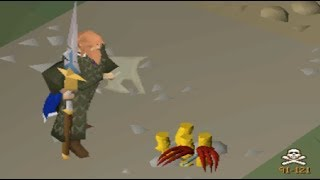 Tbing PKers when they