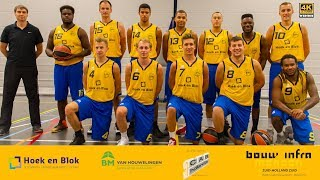 River Trotters MSE1 vs Baskb. Ac. Limburg