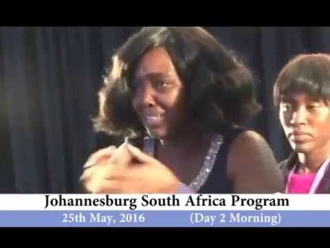Apostle Johnson Suleman prophecy 2016 Johannesburg South Africa Meeting