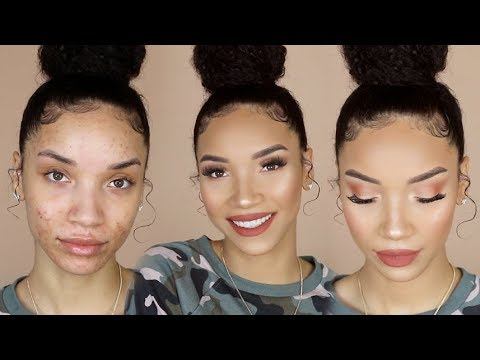 Daytime Glam | Full Face of AFFORDABLE Makeup!
