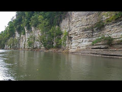 Kayaking the Upper Iowa River