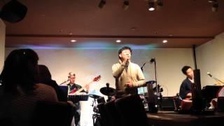 20160123 ライブ居酒屋昭和にて 名古屋市中区栄にある生バンドで歌を歌える居酒屋さんです! 池田公園の直ぐ側です。 店員さんのお名前は聞けませんでしたが、 全員 ...