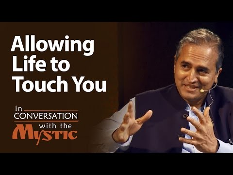 Allowing Life to Touch You - Dr. Devi Shetty with Sadhguru