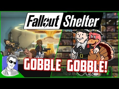Fallout Shelter Vault 628 Kill The Gobbler EP34