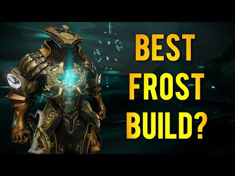 Warframe: Best All-Rounder Frost Build   The Moving Snowman