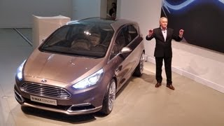 Ford S-MAX Concept 2013 Videos