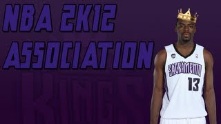 nba 2k12 kings association the dream team is complete ep 8