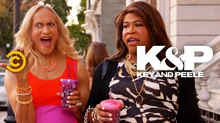 A Lot of Crazies Out There - Key & Peele