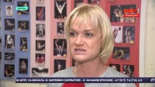 В спортивном гимнастическом комплексе ЦСКА состоялся мастер-класс Алексея Немова