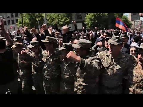 رئيس وزراء أرمينيا يعلن أنه سيستقيل بعد تصاعد الاحتجاجات ضده  - نشر قبل 2 ساعة