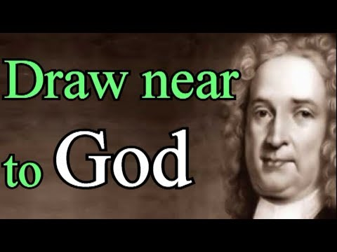 Draw Near To God And He Will Draw Near To You Matthew Henry Youtube