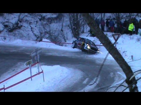 Rallye Monte Carlo 2017 WRC Best of &  crash