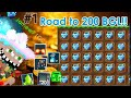 Road To 200 BGL #1 SELLING ALL MY EXPENSIVE ITEMS Ft @Reg4shi - Growtopia