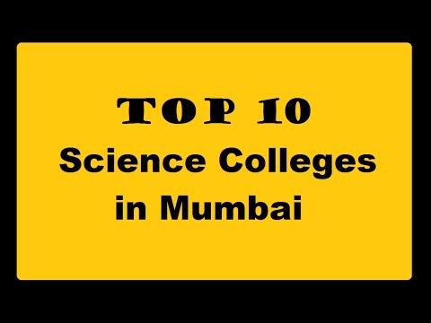 TOP 10 SCIENCE COLLEGES IN MUMBAI