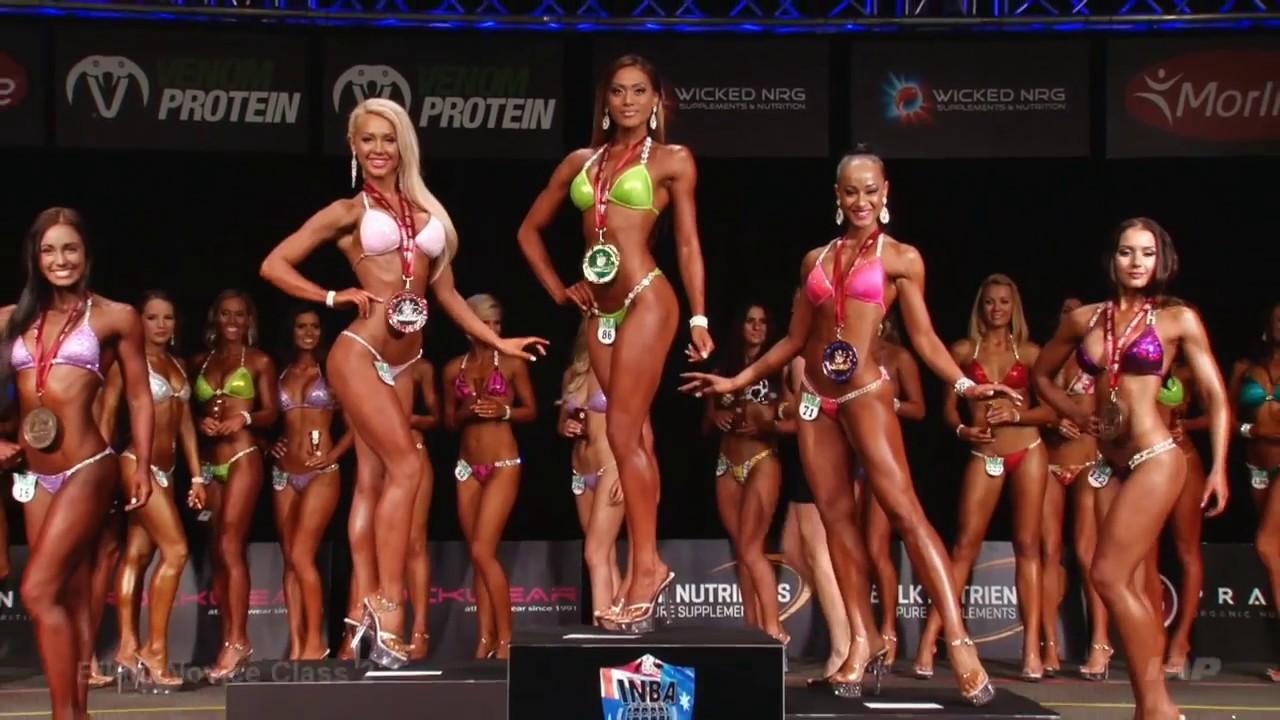 Inba bikini diva winner