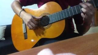 Rurouni Kenshin departure - Guitar Cover