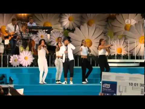 Eric Saade-Take a ride LIVE-Lotta på Liseberg 2014