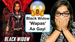 Black Widow Teaser Trailer REVIEW | Deeksha Sharma