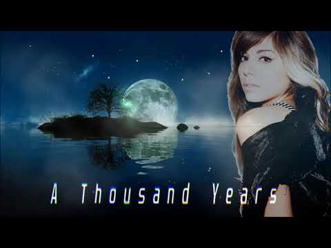 Christina Perri Ft Steve Kazee - A Thousand Years &39;19 David Harry Remix