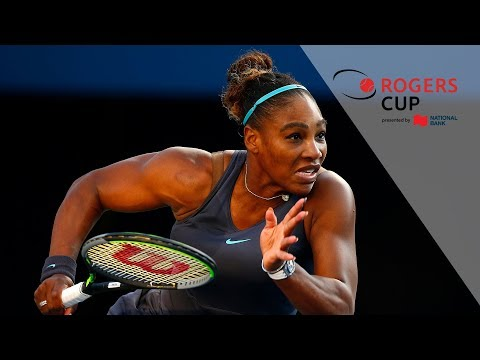 Highlights: Rogers Cup 2019 Saturday Night - Serena Heads To Final In Toronto