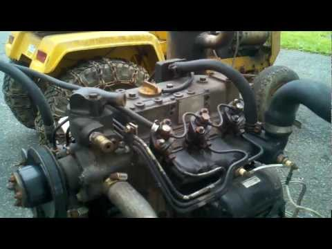 Yanmar/Thermo King TK353 3 Cylinder Diesel Engine Startup Fail