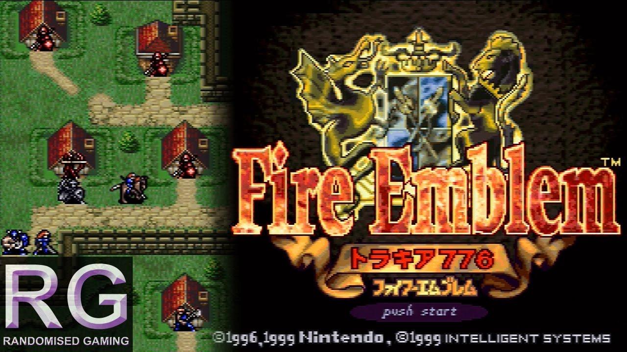 Fire Emblem Thracia 776 - Super Nintendo - Intro & Chapter 1 [HD 1080p  60fps]