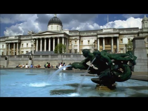 London England - SlideShow With Relaxing Classical Music